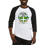 Anciso Family Crest Baseball Jersey