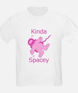 Pink / Kinda Spacey T-Shirt
