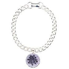 Deep Purple Lilacs Bracelet