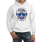 Amezua Family Crest Hooded Sweatshirt
