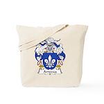 Amezua Family Crest Tote Bag