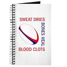 BLOOD CLOTS BONES HEAL Journal