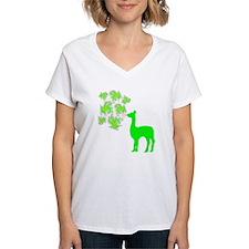 Paisley Alpaca Shirt