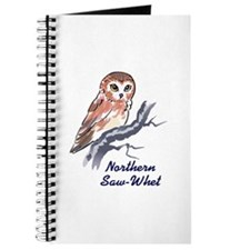NORTHERN SAW WHET Journal