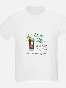 RETRO CUBA LIBRE T-Shirt