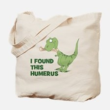 Cartoon Dinosaur Tote Bag