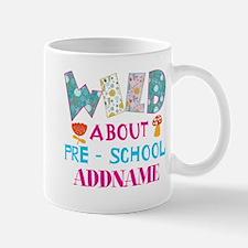 Wild About Pre-K Kids Back To School Mug