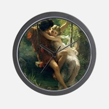 Spring of Pierre Auguste Cot Wall Clock