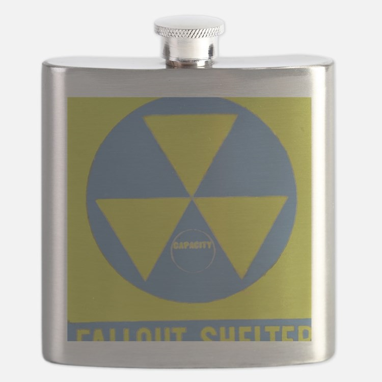 Fallout Shelter Flask