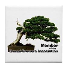 Funny Grower Tile Coaster