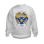 Amat Family Crest Kids Sweatshirt