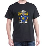 Amat Family Crest Dark T-Shirt
