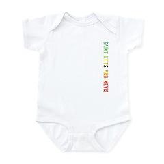 St. Kitts/Nevis Infant Bodysuit