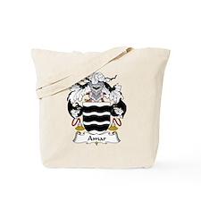 Amar Family Crest Tote Bag