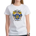 Amador Family Crest Women's T-Shirt