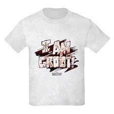 GOTG Comic I am Groot T-Shirt