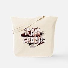 GOTG Comic I am Groot Tote Bag