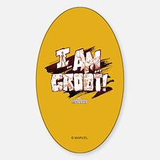 GOTG Comic I am Groot Decal