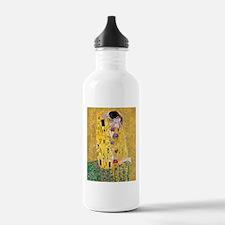 Klimt The Kiss Lovers Water Bottle
