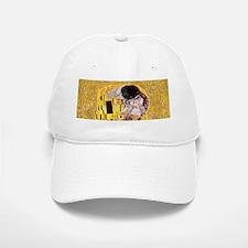 Klimt The Kiss Lovers Baseball Baseball Cap
