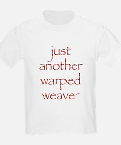 warpedbright.png T-Shirt