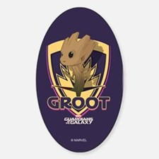 GOTG Baby Groot Emblem Decal