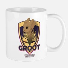 GOTG Baby Groot Emblem Mug