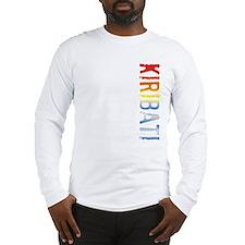 Kiribati Long Sleeve T-Shirt