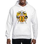 Alzate Family Crest Hooded Sweatshirt