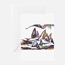 Sailing Greeting Cards (Pk of 20)