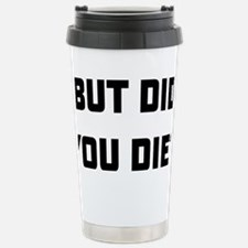 Funny Bodybuilding fitness Travel Mug