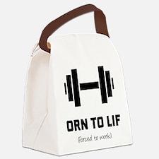 Cute Arnold schwarzenegger Canvas Lunch Bag