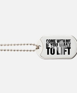 Cute Women quotes funny Dog Tags