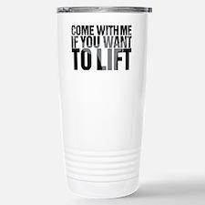 Womens fitness Travel Mug