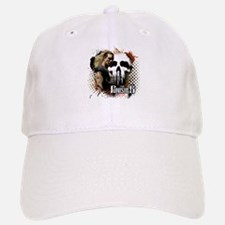 Punisher Grunge Baseball Baseball Cap