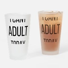 Cool Funny bodybuilding Drinking Glass