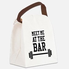 Unique Arnold schwarzenegger Canvas Lunch Bag