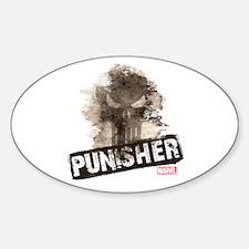 Punisher Grunge Decal
