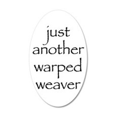 warped.png Wall Decal