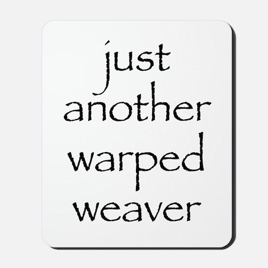 warped.png Mousepad