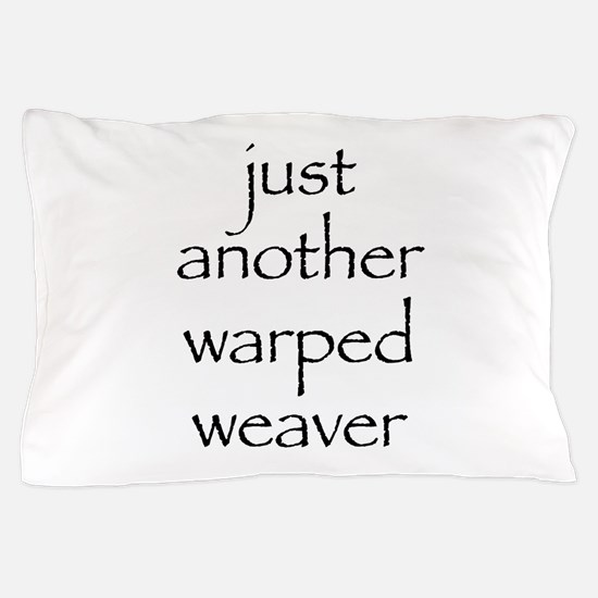 warped.png Pillow Case