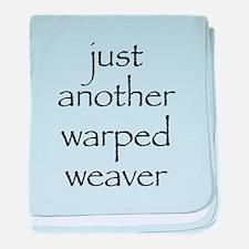 warped.png baby blanket