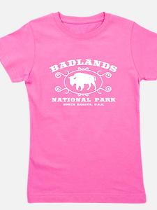Cute Badlands national park Girl's Tee