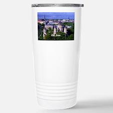 Riga, Latvia cityscape Stainless Steel Travel Mug