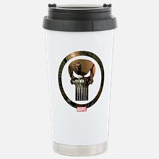 The Punisher Icon Travel Mug