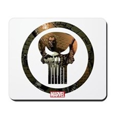 The Punisher Icon Mousepad
