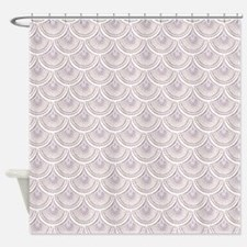 Gatsby Glamor Shower Curtain