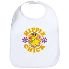 Cute Cool chick Bib