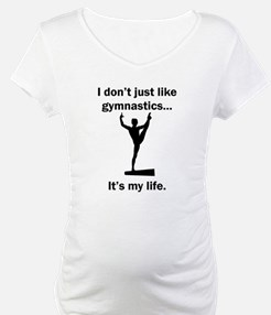 Gymnastics Its My Life Shirt