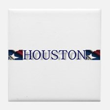 TEXAS PLATE1.jpg Tile Coaster